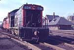 cn1334 Dartmouth station about 1973 small.jpg (9106 bytes)