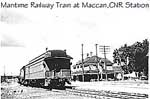 Maccan Station 1950